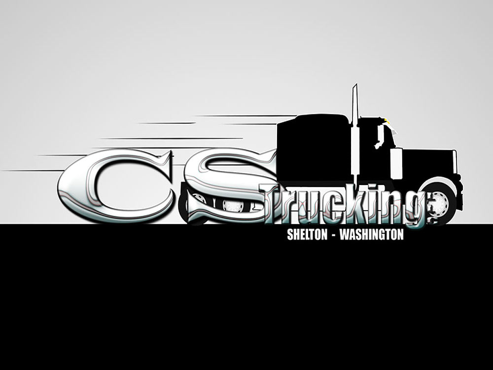 cs trucking logo