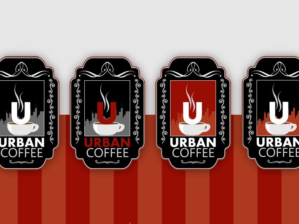 urban coffee logo