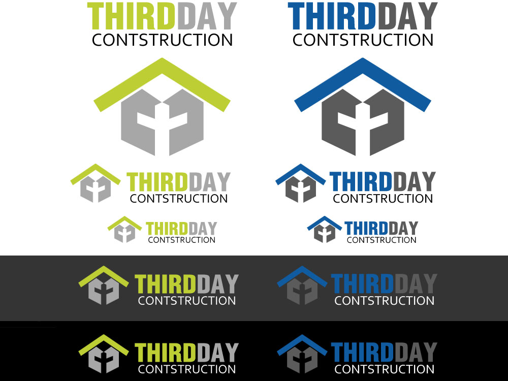 third day construction logo